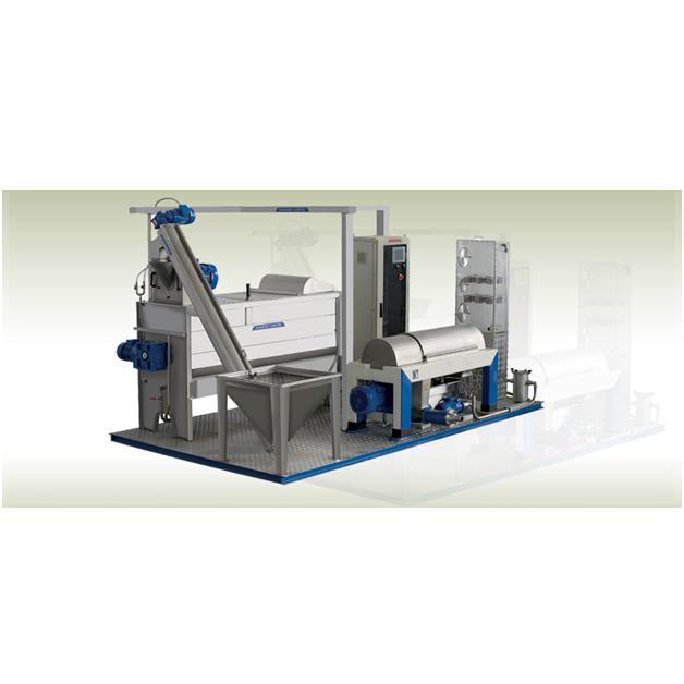 O-rse 200 SYSTEME CONTINU EQUIPEMENTS D'EXTRACTION HUILE D'OLIVE 200- 250 kg h olives