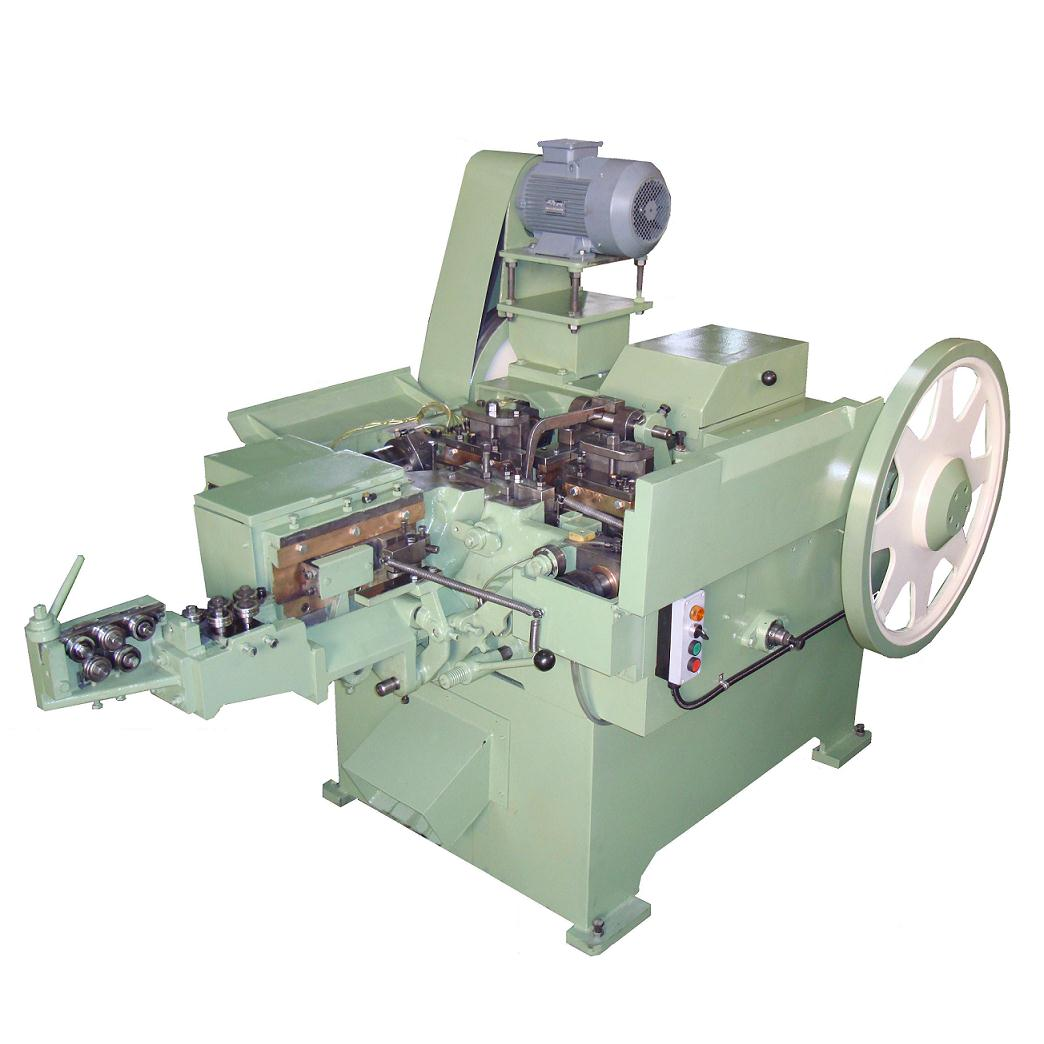 AUTOMATIC WIRE NAIL MAKING PLANT WITH ACCESSORIES 60MM -120MM