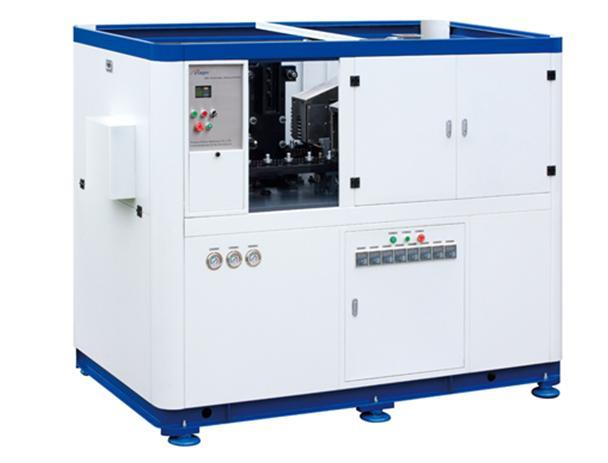 SEMI-AUTO PET BOTTLE STRETCH-BLOW MOLDING MACHINE