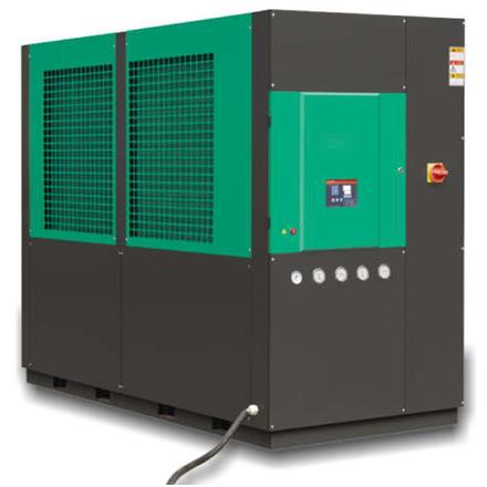 AIR COOLING TYPE WATER CHILLER (WITH NORMAL PUMP)