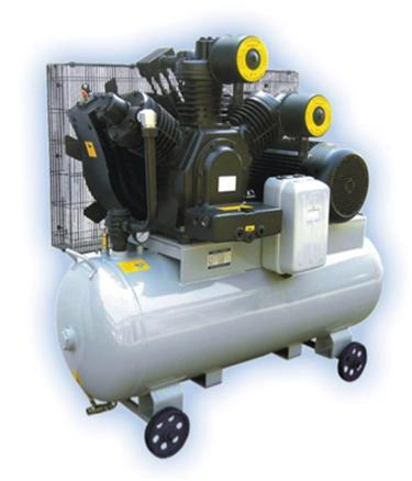 LOW-PRESSURE AIR COMPRESSOR