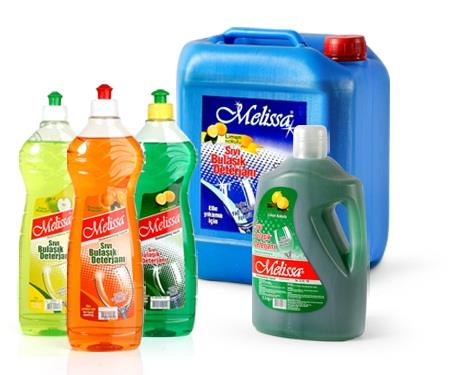 LIQUID DETERGENT  LIQUID SOAP AND SOFTENER  PRODUCING & FILLLING LINE CPCT 1000 L H