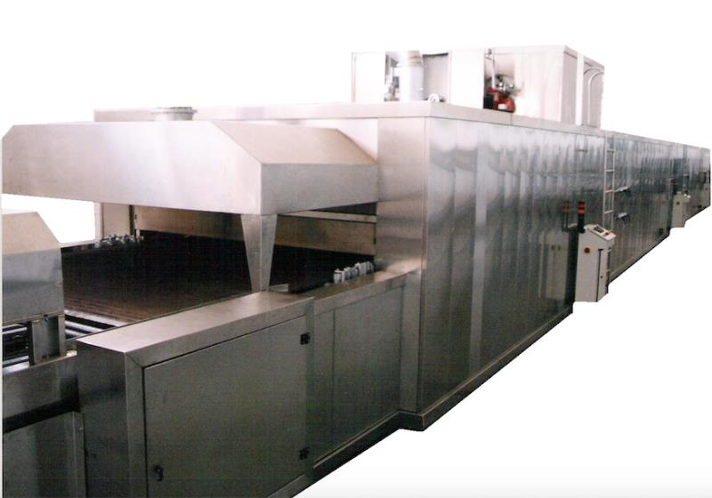 LIGNE AUTOMATIC FOR MUFFINS AND CUP-CAKES FULL AUTOMATIC 45000-48000 UNITES 8 HOUR