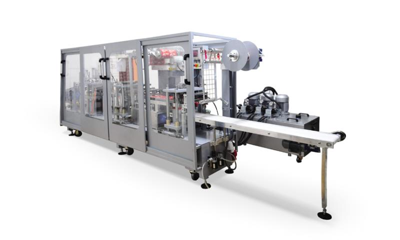 YTF250-350 THERMOFORMING PACKAGING MACHINE