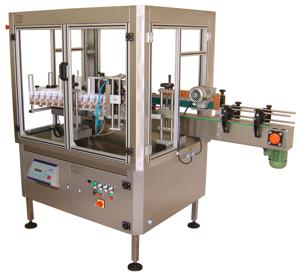 ELINE-C ARITMA-M AUTOMATIC WRAP-AROUND SELF ADHESIVE LABELLING MACHINES 13000 PCS HOUR