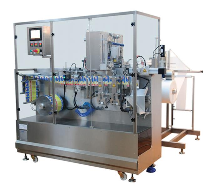 OZ1000-M REFRESHING TOWEL FILLING AND PACKAGING MACHINE HORIZONTAL