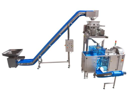 PL-MDP-S MINI WEIGH DUPLEX 2 HEAD+MINI DOYPACK PACKAGING MACHINE PACKING LINE