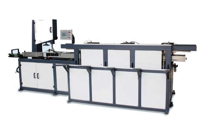 SM-SK-I AUTOMATIC TOILET PAPER BAND SAW CUTTING MACHINE (LOG SAW)