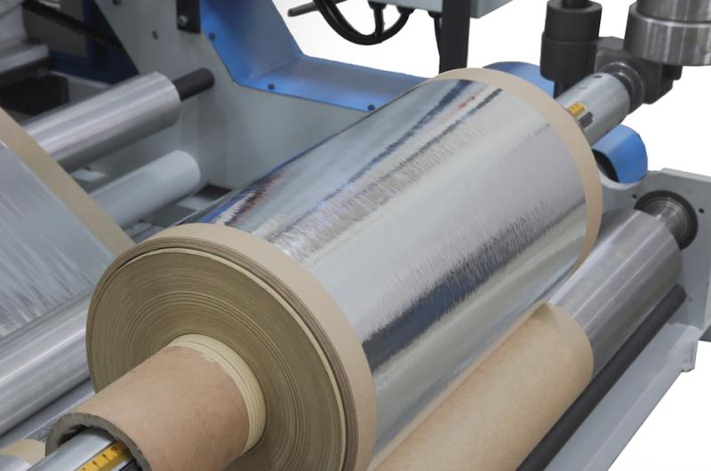 SM009 LAMINATE MACHINE CELLOPHANE BONDING