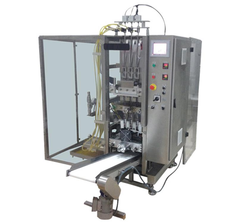 YMS-Z STICKPACK MACHINE FOR LIQUID (PASTE PRODUCTS (3 CANAL)
